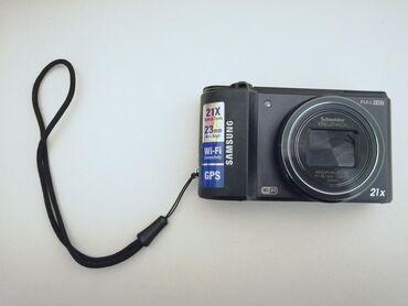 Samsung k zoom - Azərbaycan: Samsung WB855F (çox az işlənmiş) 21x zoom, Full HD video + orjinal Cas