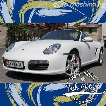 Porsche в Кыргызстан: Porsche Boxster S 3.4 л. 2008 | 0 км