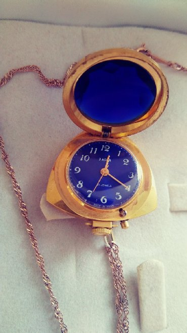 часы карманные в Кыргызстан: Часы ссср заря позолота