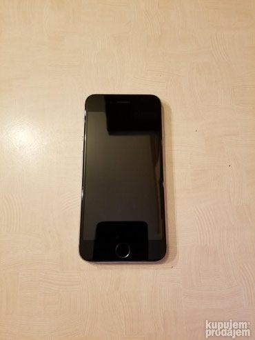 IPhone 6 Space Gray 16gb Odlican - Beograd