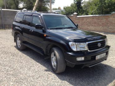 Toyota Land Cruiser 2005 в Бишкек