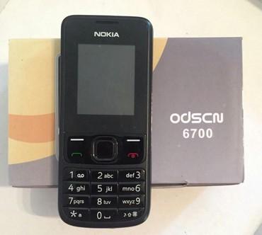 nokia 6700 телефон в Азербайджан: Nokia 6700 modeli odscn versiya yenidir 2 nomreli ve tam