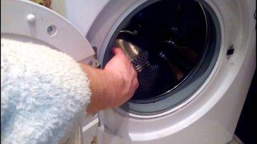 Стук в стиральной машине при стирке и в Бишкек