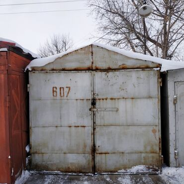 Автокран аренда - Кыргызстан: Сдаю гараж в гск11 8 9 мкрн за речкой, выше парка дружбы на длительный