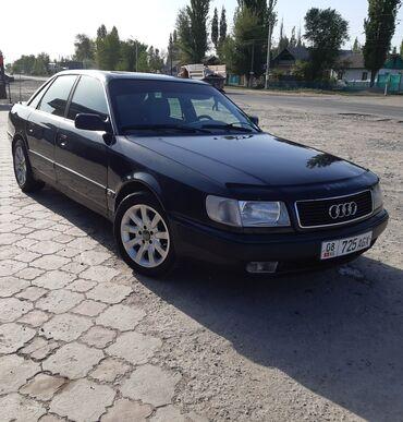 шины бу купить в Кыргызстан: Audi 100 2.6 л. 1992