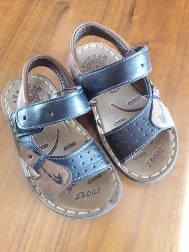 детские лаковые туфли в Азербайджан: Детские босоножки в хорошом состоянии.Размер 27