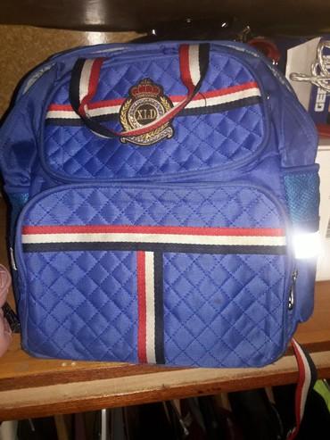 Школьный рюкзак нам маленький уже в Бишкек