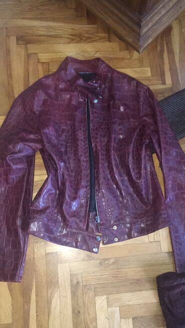 Garderoba M ! Dve jaknice, jedna nova, zara farmerice uske, brus