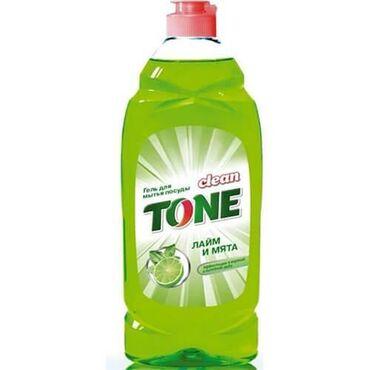 "bentley arnage 675 twin turbo в Кыргызстан: Clean TONE Гель для мытья посуды ""ЛАЙМ И МЯТА"" 675 мл"