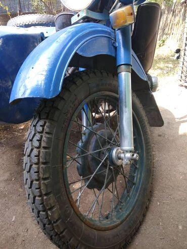 Мотоциклы и мопеды - Кемин: Продаю мотоцикл Урал . В процессе обкатки . Всё новое от поршневой до