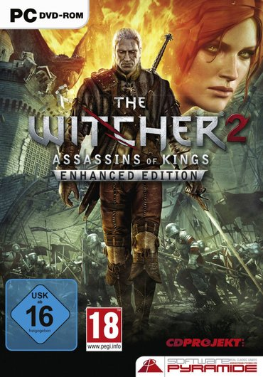 Pc igra the witcher 2 enhanced edition (2012) - Beograd