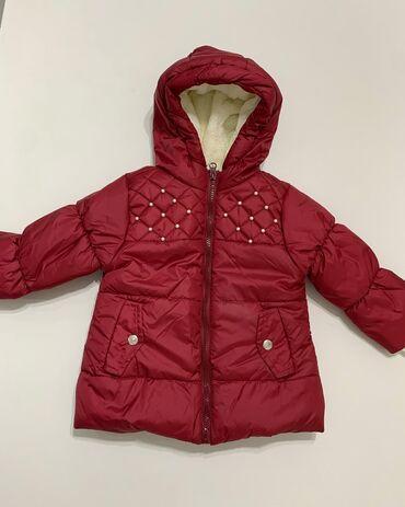 Зимняя куртка(очень теплая).Размеры 5лет.Производство Турция.Цена