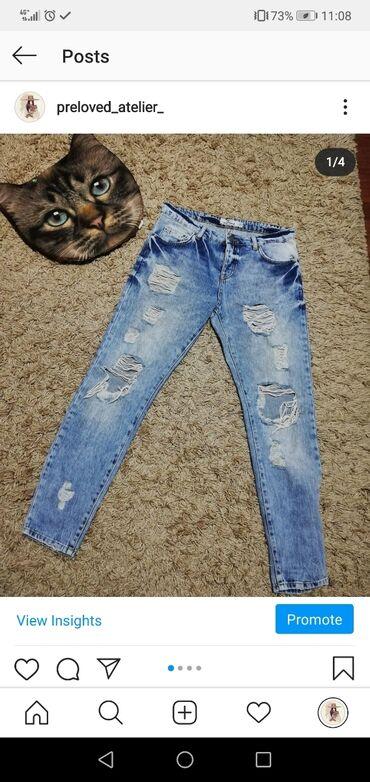 New york - Srbija: New Yorker boyfriend jeans, velicina 27