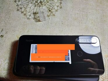 Not 5 - Azərbaycan: Yeni Xiaomi Redmi Note 8 64 GB qara