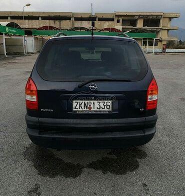 Opel Zafira 1.8 l. 2003   287200 km