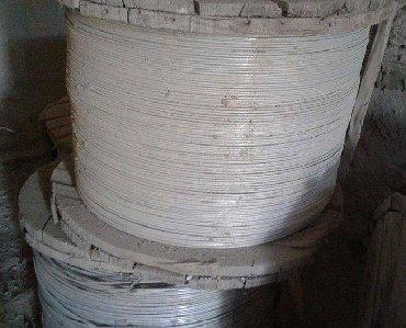 metal ikimərtəbəli çarpayılar - Azərbaycan: Metal meftil aluminium ortuklu (4.3mm). 1 baraban 600kg. 1kg qiymeti