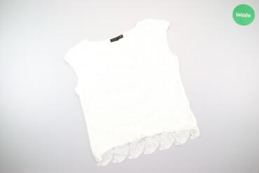Жіноча блуза з ажурними вставками Monton, p. M    Довжина: 49 см Рукав