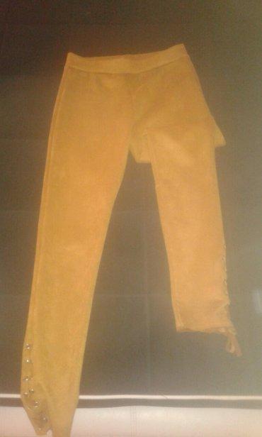 Pantalone-helanke. Elegantne. Nove samo probane. Velicina s. Pogledajt - Kragujevac