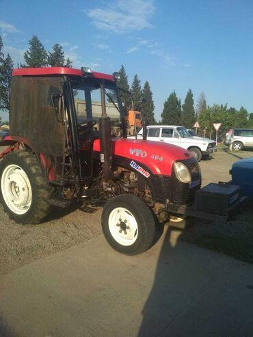 yto 404 satisi - Azərbaycan: Traktor YTO 404 - Qiymət traktora aiddir, aqreqatları əlavə olaraq