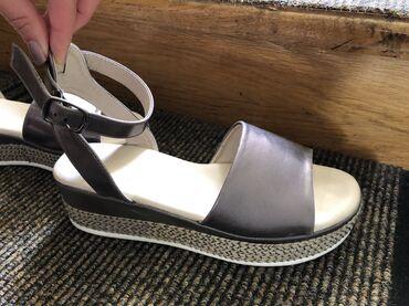 Opet sandale br - Srbija: Opposite prelepe sandale! Broj je 40, nosene su ali nisu nigde