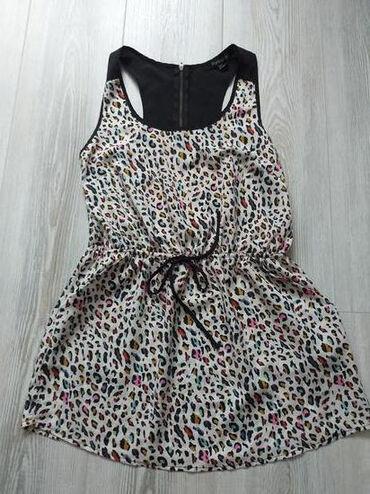 Prelepa, leprsava letnja haljinica. idealna i za plazu ili bazen. 1