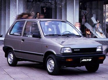 suzuki baleno в Кыргызстан: Suzuki Alto 1990