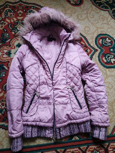 Детские флис - Кыргызстан: Куртка детская, зимняя, очень теплая холофайбер, подклад флис