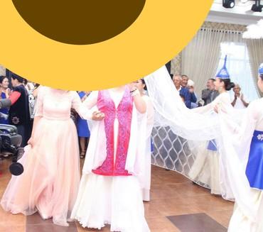 платья-на-кыз-узату-бишкек в Кыргызстан: Продаю платья цена 5500с,одевала один раз на кыз узатуу,в живую очень