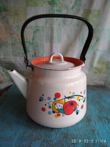 Продаю чайник 3,5л,б/у,состояние хорошее в Бишкек