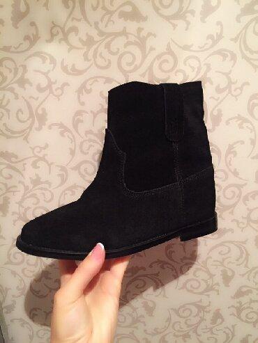 сапоги на платформе в Кыргызстан: Продам очень хорошего качества обувь на скрытой платформе, внутри