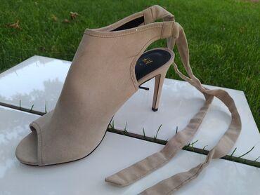 Личные вещи - Ак-Джол: Женская обувь. Новая. Производство Европа. Размер:40 Цена:850с