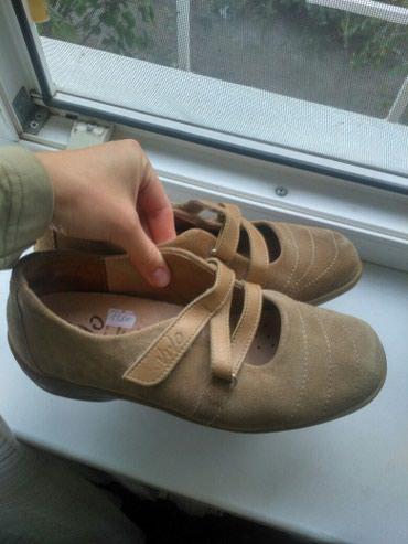 tufli kozhanye firmenye в Кыргызстан: Женские, кожаные туфли,почти новые. Производство Германия. Размер 38