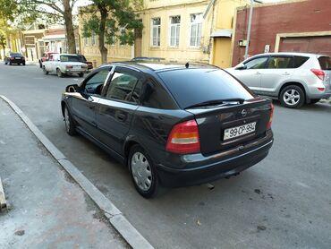 Avtomobillər - Daşkəsən: Opel Astra 1.6 l. 1998 | 220000 km