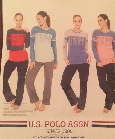 Şirvan şəhərində Qadın üçün ev paltarı. U. S. Polo ASSN firmasınındı, originaldı, yenid