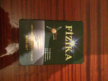 Rüstəmov Fizika kitabı.Satışda 13 azndır
