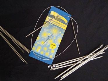 Спицы для вязания в Бишкек