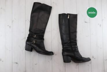 Жіночі чобітки на низьких підборах Tommy Hilfiger   Довжина підошви: 2