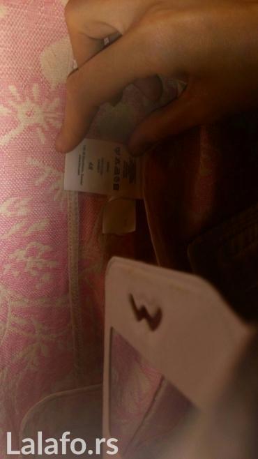 H&M prelepi zenski sako nezno roze boje xl par puta nosen , nije - Uzice