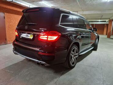Прокатка дисков бишкек - Кыргызстан: Mercedes-Benz GL-class AMG 5.5 л. 2014 | 151000 км
