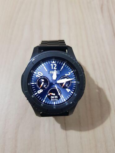 samsung galaksi s 7 в Кыргызстан: Черные Унисекс Наручные часы Samsung