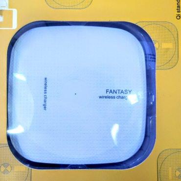 Bakı şəhərində Samsung fast charge wireless charger.simsiz zaradka oturucu.nfc olan