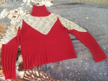 Qırmızı rənglitoxunuşu sıx olan vadalazka tipli jaket