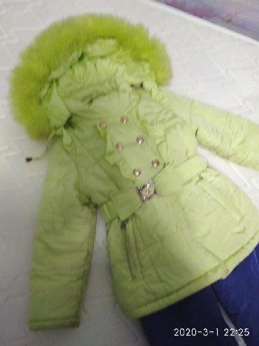 Верхняя одежда в Кыргызстан: Костюм тройка,курткажилетка, и комбинезон.Зимний,теплый,сост оч