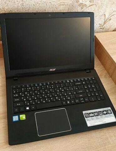 Acer - Кыргызстан: Четырёх ядерный игровой ноутбук Асер. С коробкой документами. В