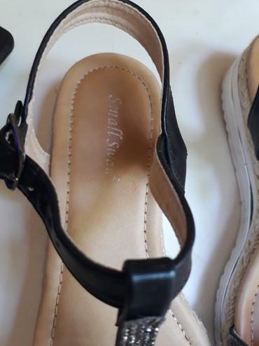 Udobne i lepe sandale, broj 38. Nosene samo jednom - Beograd - slika 4