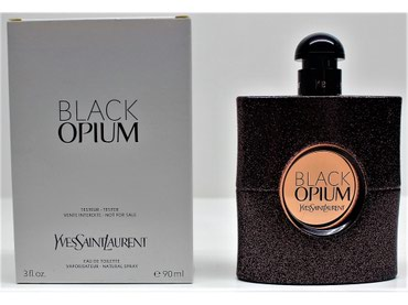 Yves Saint Laurent Black Opuim Eau De Toilette 90ml original TESTER σε West Thessaloniki