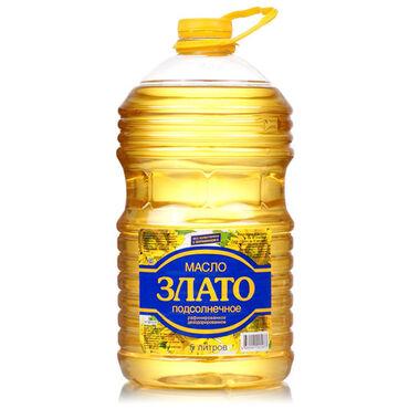 Другие товары для дома - Душанбе: Масло подсолнечное рафинированное Оптом Цена Олейна 4 сомони за литр