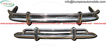 Volkswagen Karmann Ghia USA  year 1955 – 1966 bumper stainless steel in Amargadhi  - photo 2