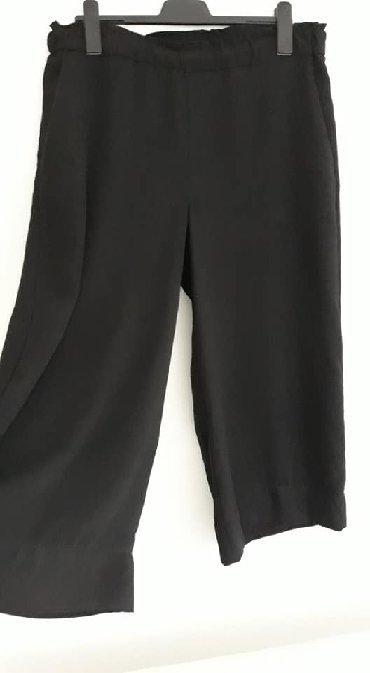 Pantalone-flame-moderno - Srbija: Suknja pantalone HM 44 MODERNO cena 850viskozasuknja pantalonesirina