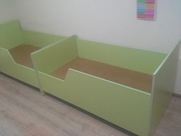 Продаю детский кровать б\у 2 штук в Бишкек